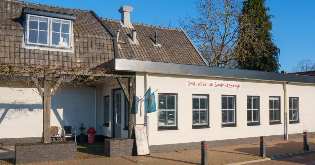 Snackbar Swartesteegh in Leusden